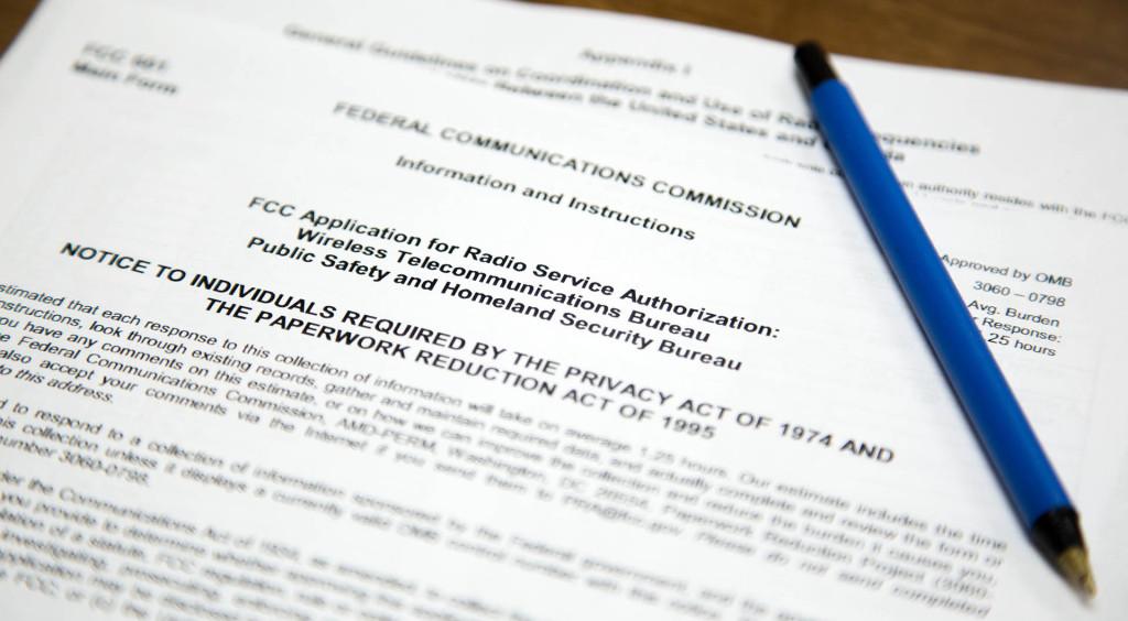 FCC Paperwork