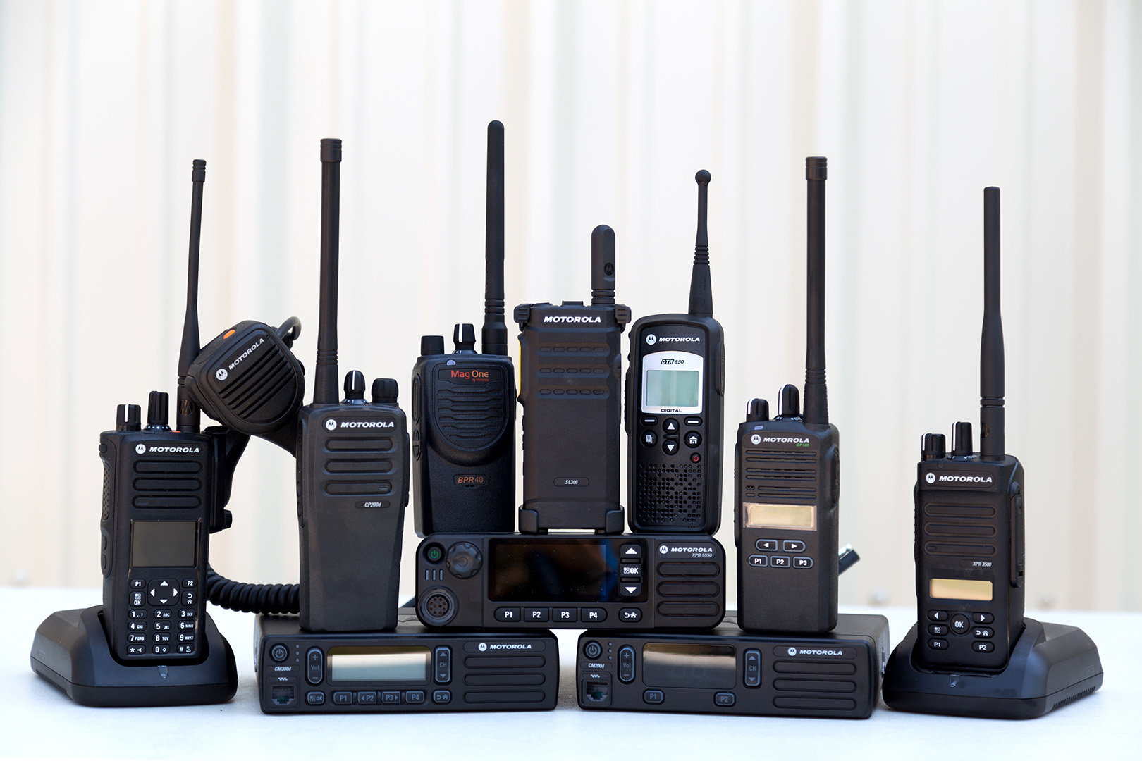 Two-Way Radios - Platte Valley Communications